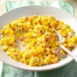 Green Chile Creamed Corn