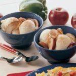 Sauteed Apples A La Mode