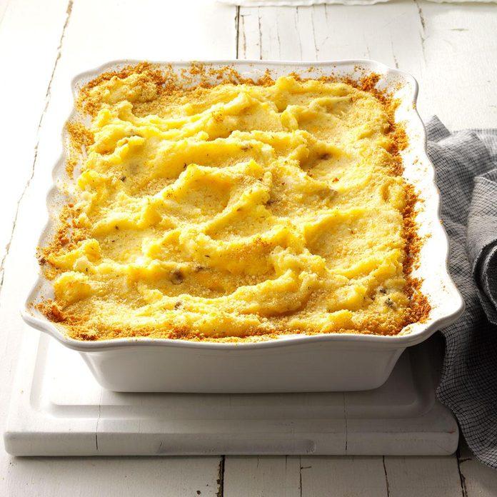 Make-Ahead Creamy Potatoes