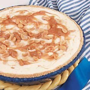 Peanut Ice Cream Pie
