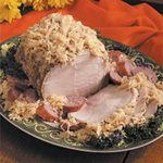 Pennsylvania-Style Pork Roast
