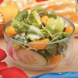 Pecan Mandarin Salad