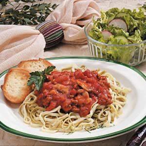 Basil Pasta Sauce
