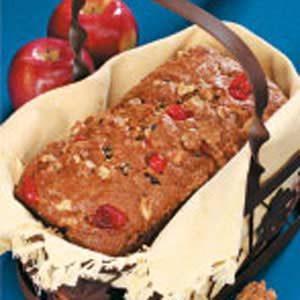 Apple Fruit Bread
