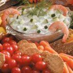 Cucumber-Dill Shrimp Dip