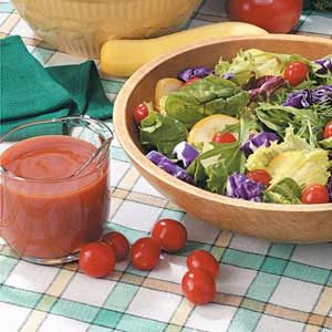 Hold-The-Oil French Dressing