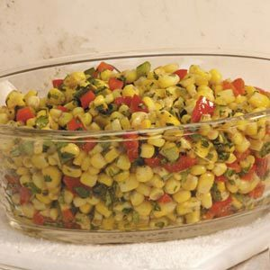 Southwest Skillet Corn