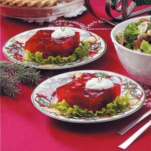 Ruby-Red Beet Salad