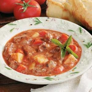 Easy Oven Beef Stew