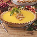 Homemade Lemon Cheese Pie