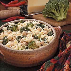 Broccoli Bean Pasta