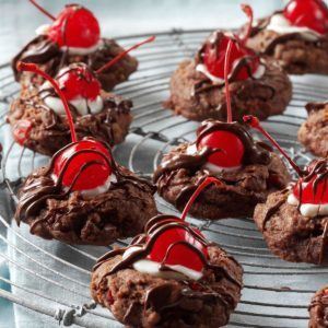 Chocolate-Covered Cherry Delights