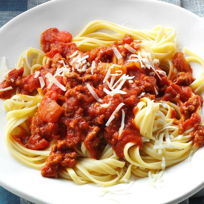 Stick to Your Ribs Pasta Sauce