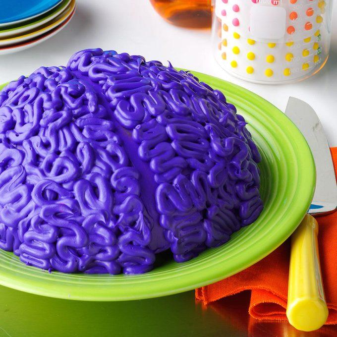 Brainy Cake