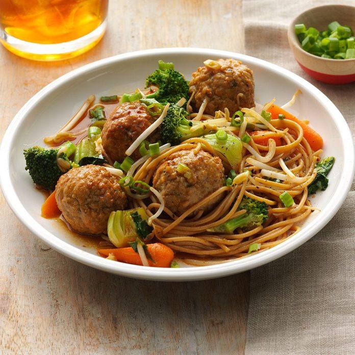 Whole Grain Chow Mein