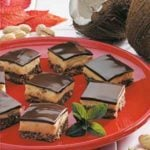 Contest-Winning Peanut Butter Squares