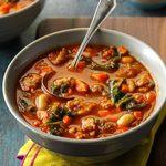 Italian Sausage and Kale Soup