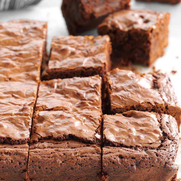 Inspired by: Chocolate Brownie