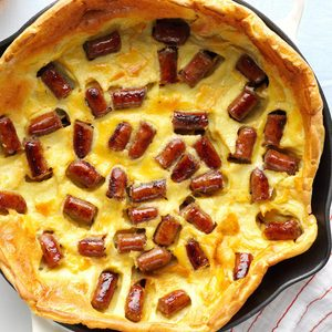 40 Savory Breakfast Sausage Recipes