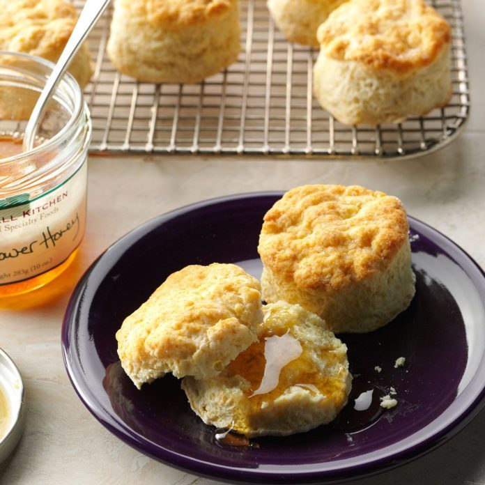 Sour Cream Cut-Out Biscuits