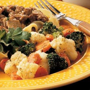 Herb-Roasted Vegetables