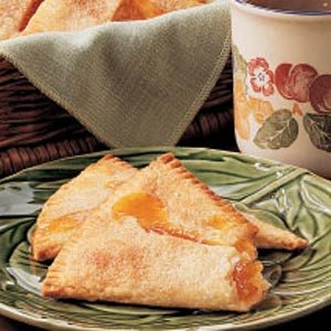 Mini Apricot Turnovers
