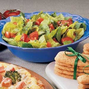 Tangy Tossed salad