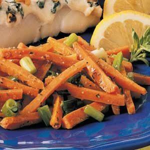 Carrot Saute