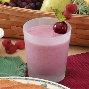Cherry Berry Smoothies