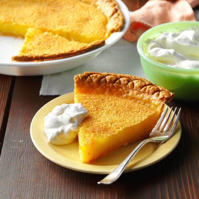 Arizona: Lemon Pie