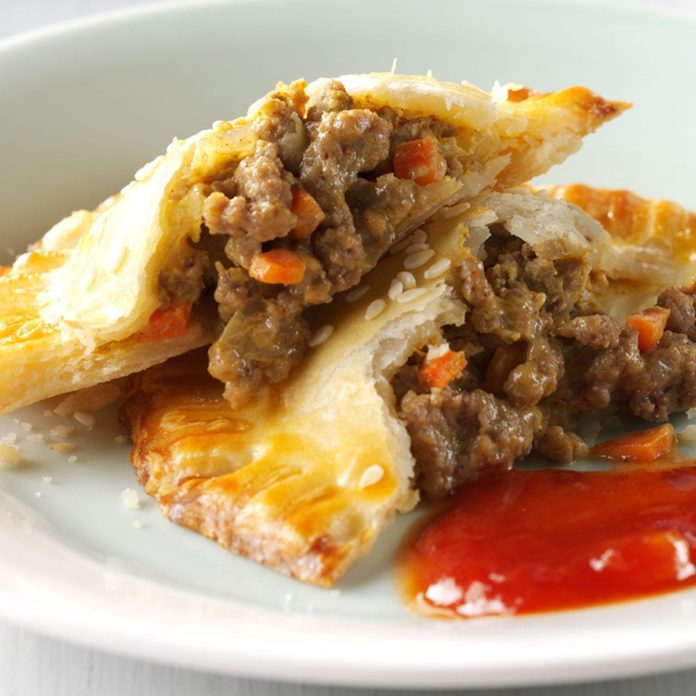 Moroccan Empanadas