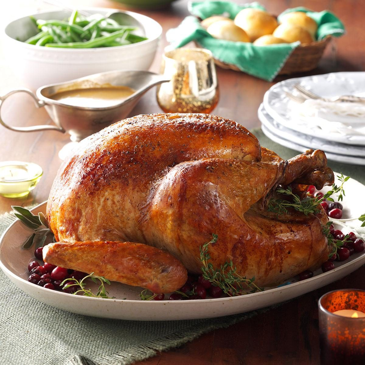 Christmas Duck Recipes.Roasted Sage Turkey With Vegetable Gravy