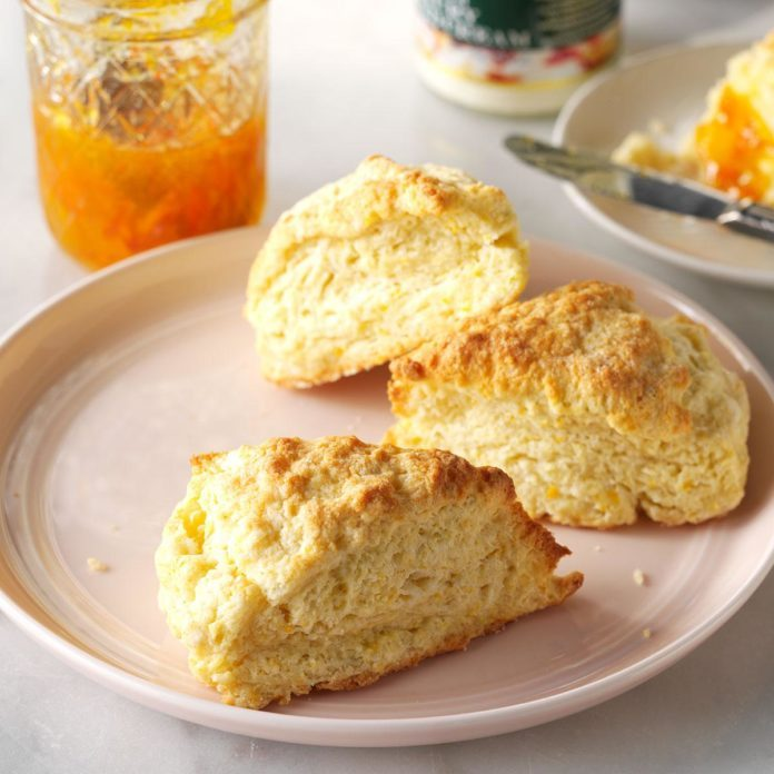 Inspired by the Scone Technical Challenge