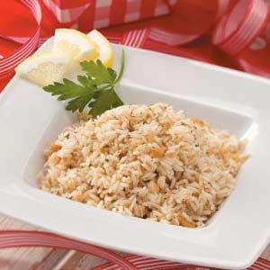 Almond Rice Seasoning Mix