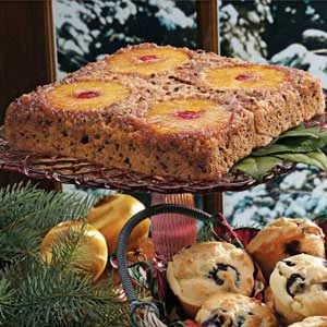 Pineapple Date Bread