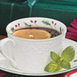Orange Mint Coffee