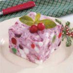 Cranberry Velvet Freeze