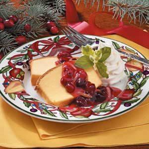 Almond Cranberry Sauce