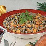 Apricot-Pecan Wild Rice