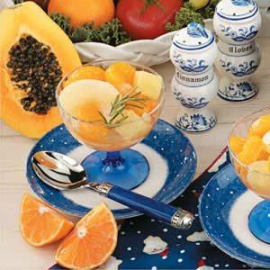 Spiced Fruit