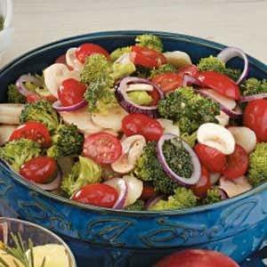 Quick Italian Broccoli Salad