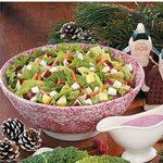 Fruit 'N' Feta Tossed Salad