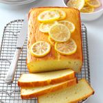 Makeover Lemon Pound Cake
