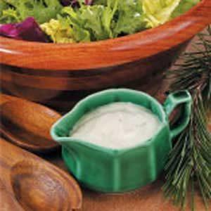 Creamy Herb Dijon Dressing