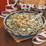 Favorite Hot Artichoke Spinach Dip
