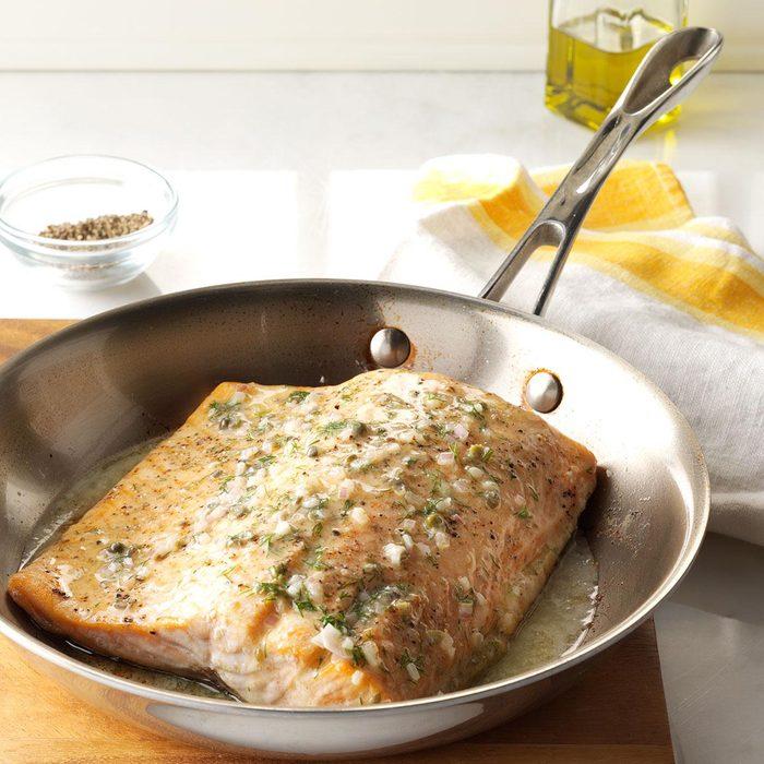Oven-Roasted Salmon