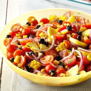 Summertime Tomato Salad