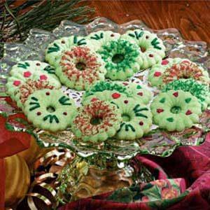 Fruity Pastel Cookies