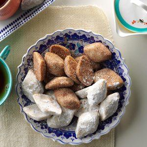 Mexican Cinnamon Cookies
