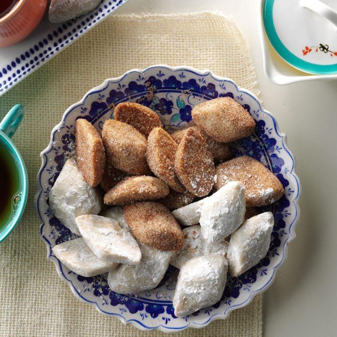 Sagittarius: Mexican Cinnamon Cookies